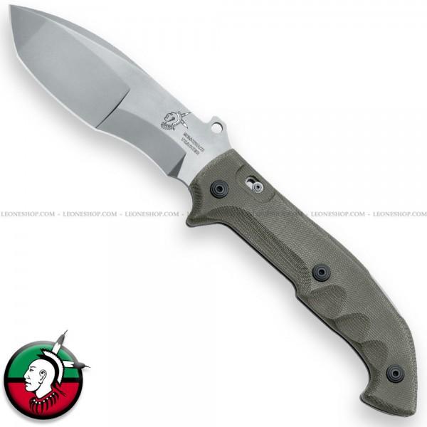 Fox Fkmd Tracker Meskwaki Survival Knife FX-500