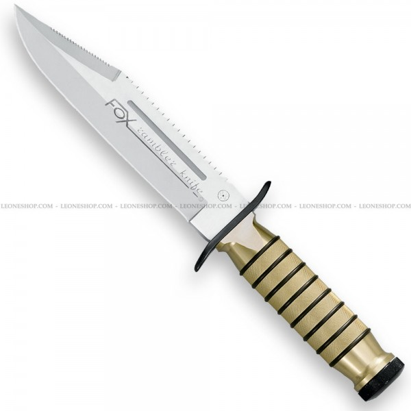 Fox Rambler Survival Military Knife 699