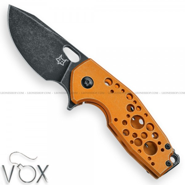 Fox Suru Folding Knife Vox Design FX-526ALO