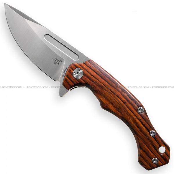 Desert Fox Knife Manasherov Design FX-520CB