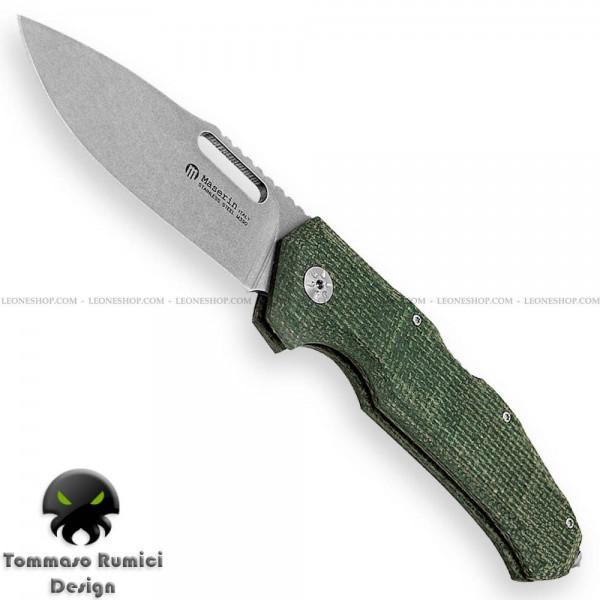 Maserin Nimrod Knife Micarta 480/MV