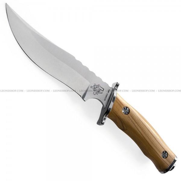 Maserin Siberian Knife Nicolai Lilin 987/OL